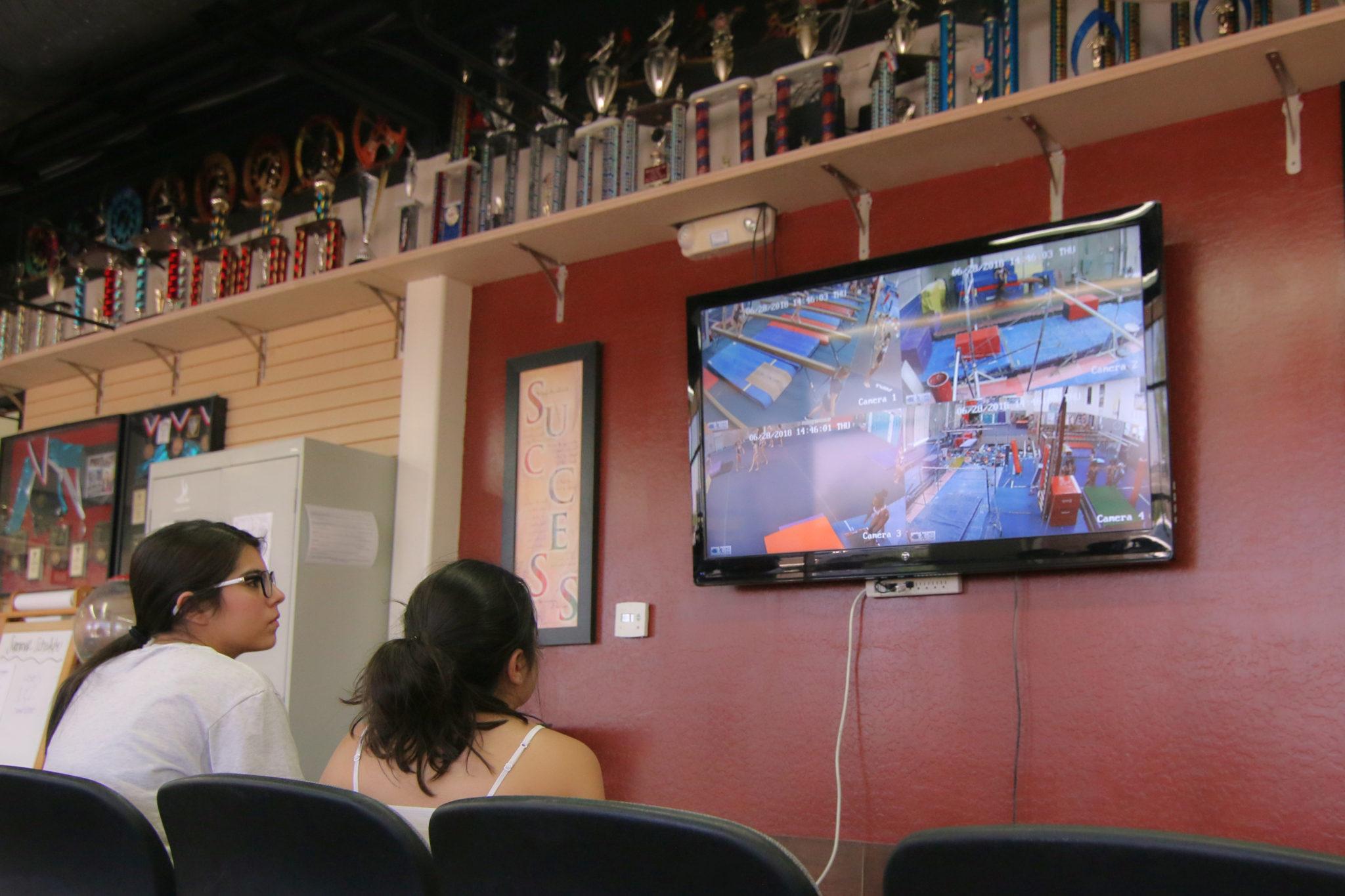 Parent Viewing Area