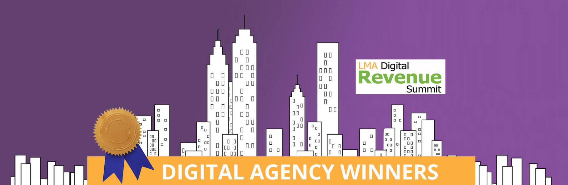 LMA digital agency winner
