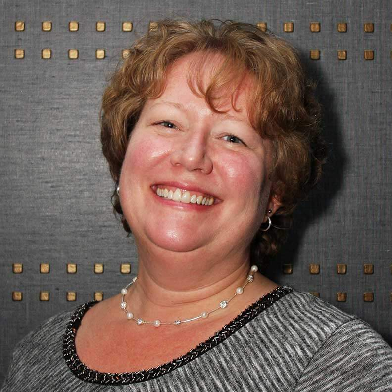 Annette Gould - Senior Project Manager