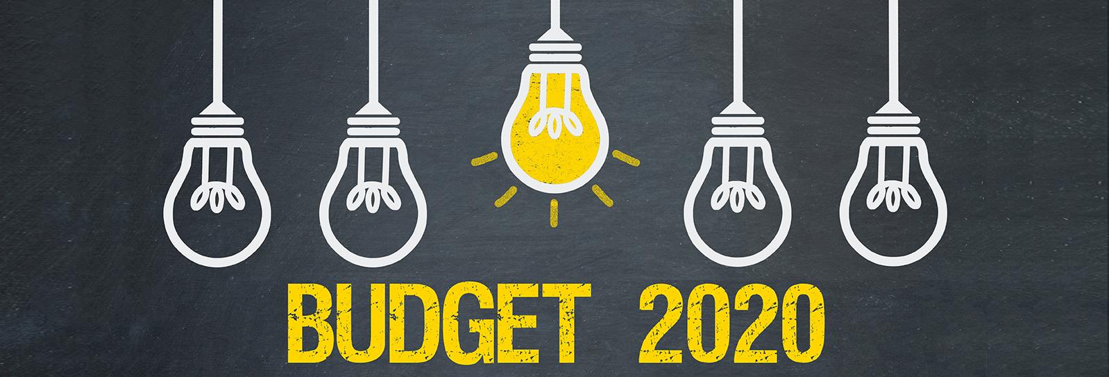 ipublish 2020 budget