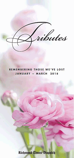 Richmond Times Tribute Section