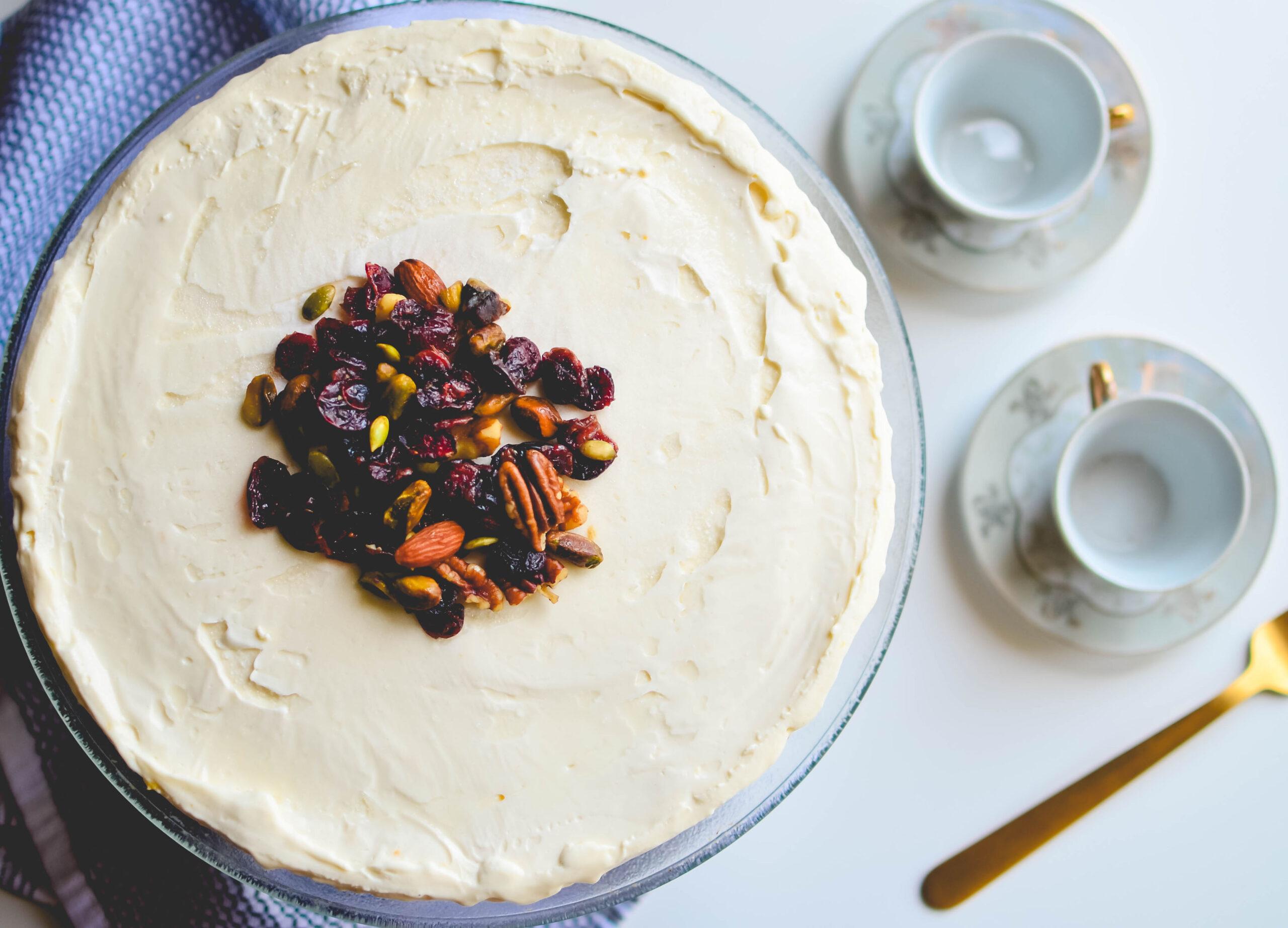 no bake icecream cheesecake