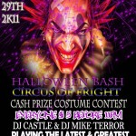 Circus of Fright 10.30.11