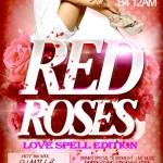 Lovespell Red Roses