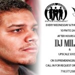 DJ Millz Harlem Loft Party