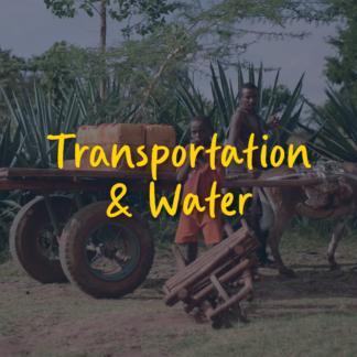 Transportation & Water