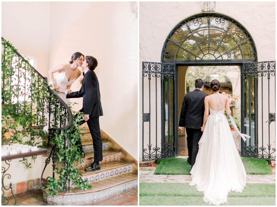 Elopement Packages at Villa Woodbine