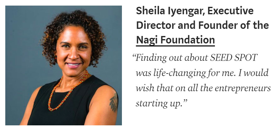 Entrepreneurs to Watch: SEED SPOT Entrepreneurs Who Dare to #DreamBig
