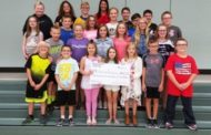 Northwest Students Exceed Expectations In Hurricane Relief Collection