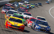 Nascar in Kansas this weekend/on WBUT Sunday