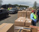 Food Distribution Tuesday; Hunger Reaches New Levels