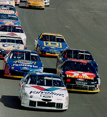 """Nascar Sunday from the """"Lady In Black"""" – on WBUT!"""