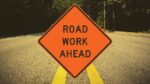 Roadwork in Cranberry Twp. on Rt. 19