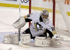 Tampa Bay moves on in Stanley Cup playoffs/Fleury nets a Vegas OT win