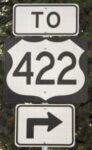 UPDATE: Rt 422 Work Delayed Until Tuesday