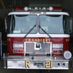 Crews Battle Flames At Cranberry Twp. Home