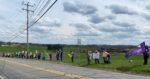 Sunnyview Workers Picket Demanding Improvements