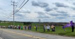 Sunnyview Workers Picket Demanding Improvements