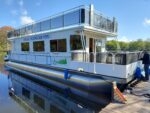 New Pontoon Boat Revealed For Moraine State Park
