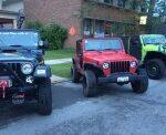 Jeep Fest Will Impact Traffic
