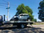 Three Car Accident Delays Rt. 228 Traffic