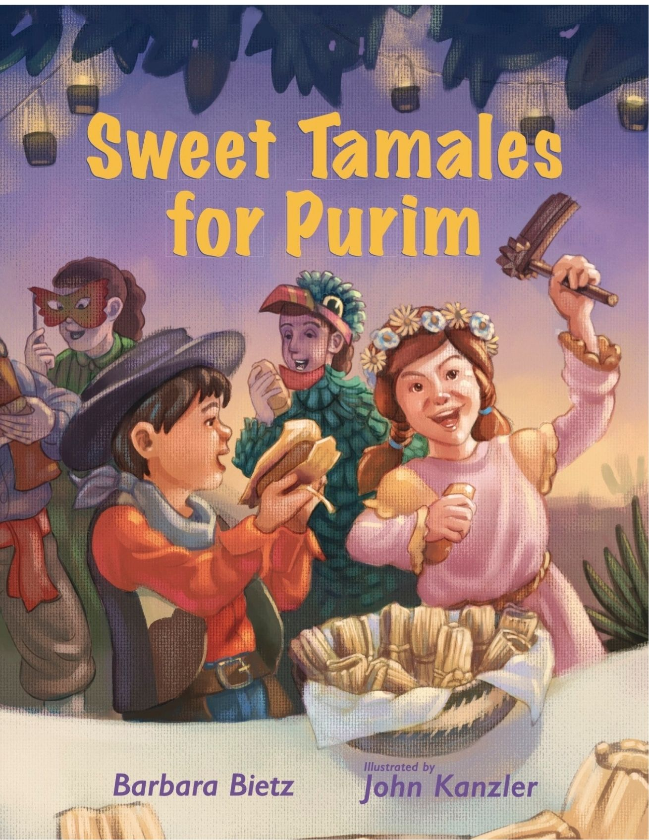 Sweet Tamales for Purim