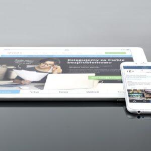 dental marketing website redesign