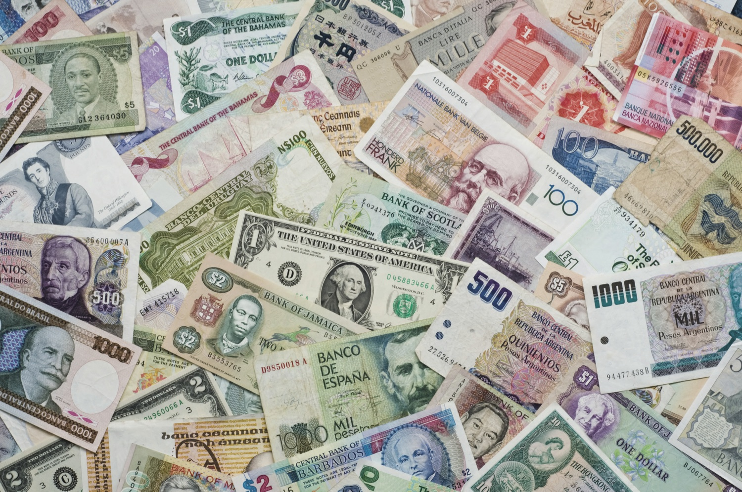 Currency banknotes   Econ Alerts