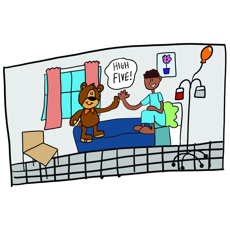Teddy's Adventures: Issue #4