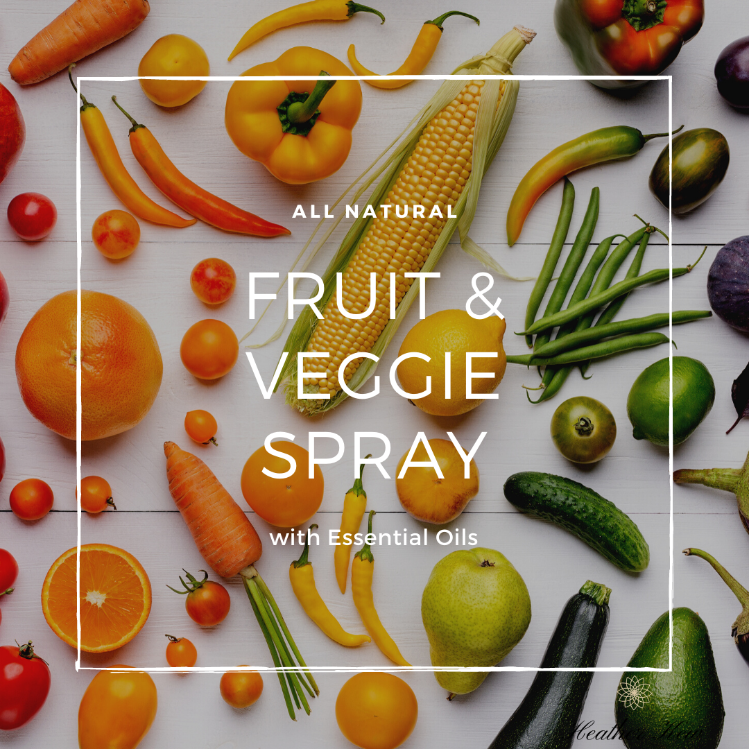 Fruit & Veggie Spray