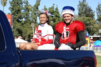 Congratulations to our CSD Riverside Homecoming King Alexandero Morales and Queen Kimberly Guzman!