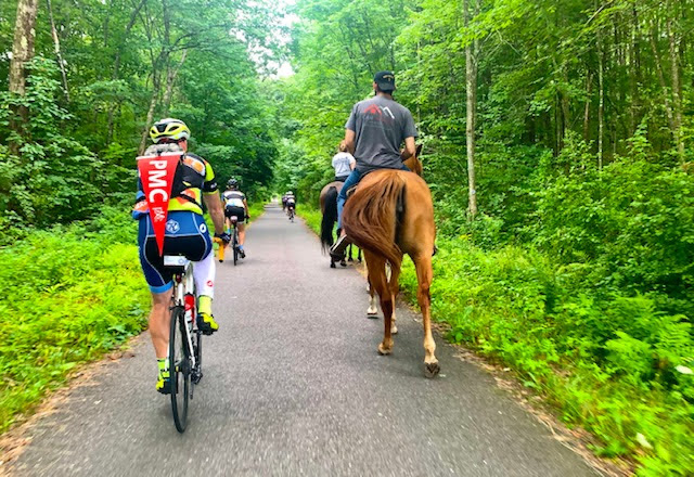 The Pan Mass Challenge and the Importance of Putting Goals in Ink