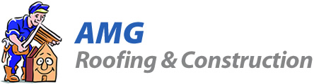 AMG Roofing & Construction Logo