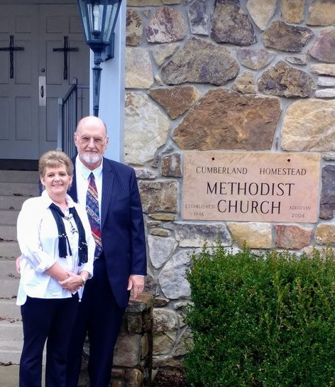 2021 Pastor Tim Lewis and  Teresa Lewis