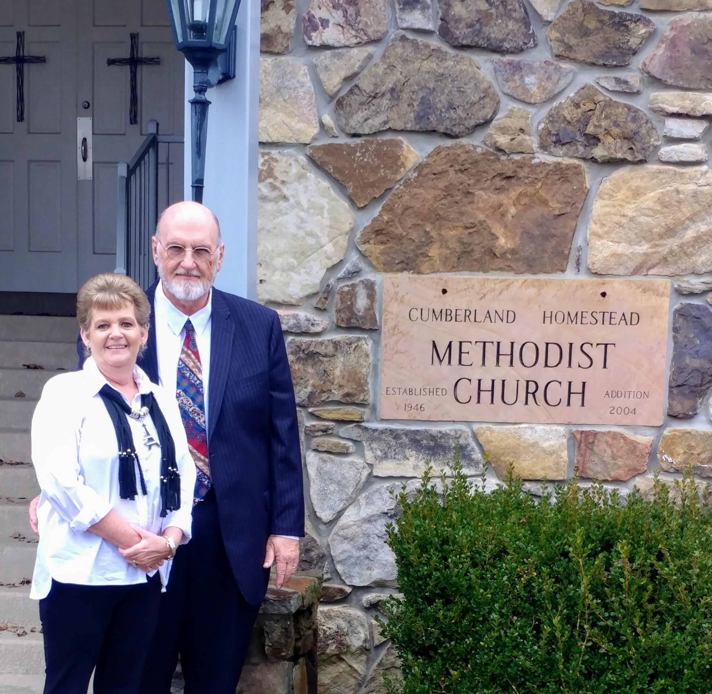 Pastor Tim Lewis and Teresa Lewis (Mrs Preacher)