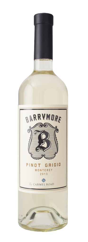 2013 Barrymore by Carmel Road PG bottle shot