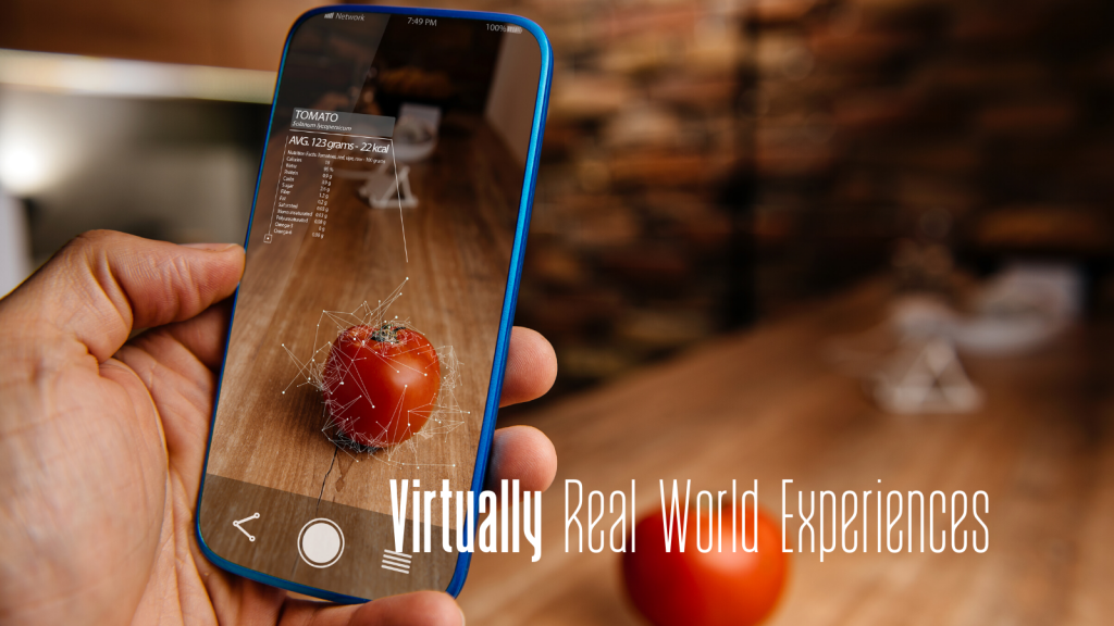 Augmented Reality, the New Real World