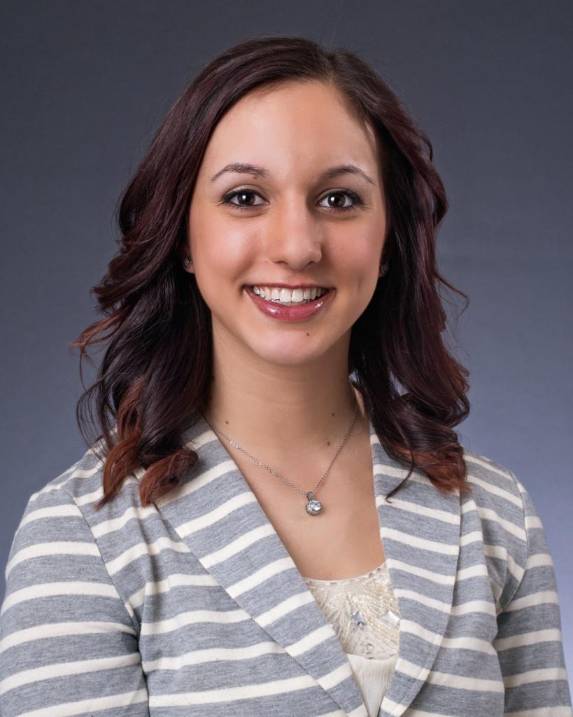 Camp Director Tiffany Mitrakos