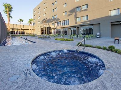 Alberca Holiday Inn – hermosillo