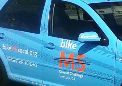 Bike MS Car