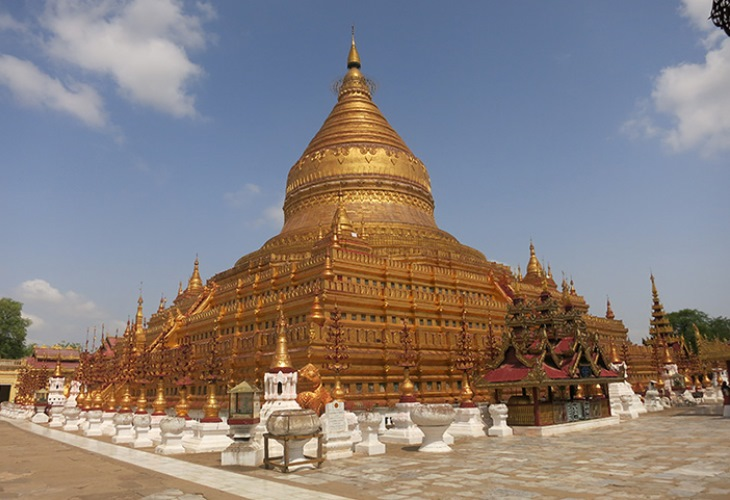 Bagan City – Full Day Sightseeing