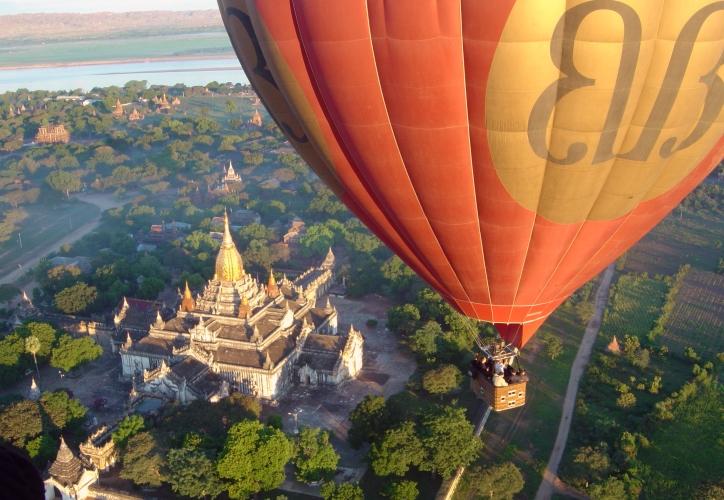 Bagan – Sale – Mt. Popa – Bagan