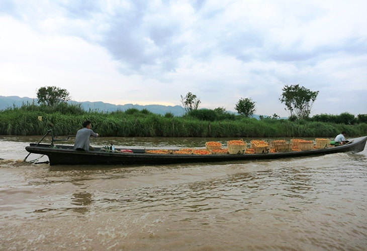 Inle Lake sightseeing – 1 Day