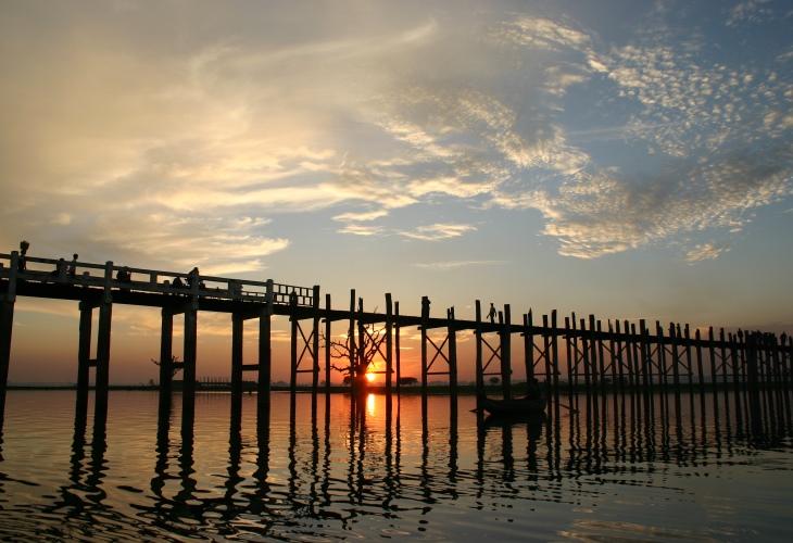 Mandalay – Mingun – Sagaing – Mandalay
