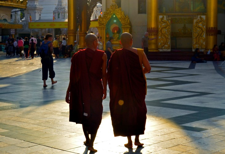 Yangon City – Full Day Sightseeing