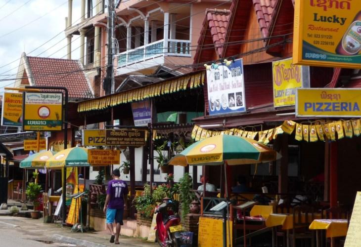 Vang Vieng City – Full day – Tubing