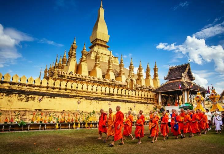 Vientiane City – Half day city tour