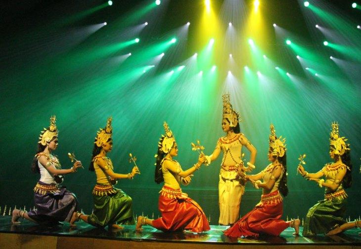 Siem Reap – Apsara Dancing & Art School