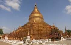Myanmar – The Golden Land of Pagodas