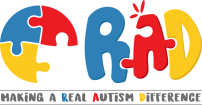 RAD - Real Autism Difference logo
